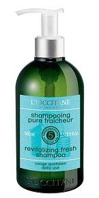 Revitalizační osvěžující šampon Aromachologie. Cena 645 Kč.