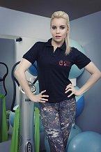 Díky pravidelnému cvičení vypadá Katka opravdu výborně