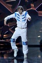 Tanečník Mirek Bruise Žilka skončil na třetím místě.