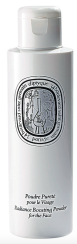 Čisticí pudr Poudre Pureté, který se při kontaktu s vodou promění v jemnou pěnu, Diptyque, 40 g 1260 Kč.