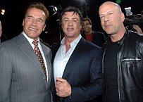 """Kdo se vám vybaví, když se řekne """"svalouš""""? Přece Sylvester, Arnold a Bruce!"""