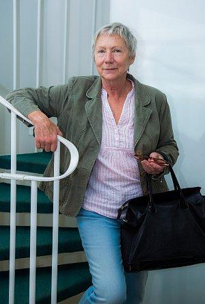 Dana Syslová se hhned objednala na několik procedur