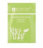 Jednorázová osvěžující maska ERBORIAN BAMBOO SHOT MASK má schopnost okamžitě hydratovat pleť a dodat jí svěžest. K dostání v síti Marionnaud za cenu 159 Kč.