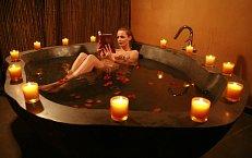 Relaxujete rádi ve wellness? A už jste zkoušeli lávovou vanu?