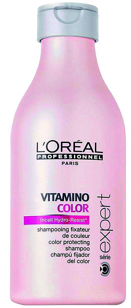 Šampon pro barvené vlasy Vitamino Color Shampoo, L'Oréal Professionnel, 250 ml 389 Kč