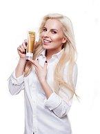 Kristelová je hvězdou nové kampaně na vlasový přípravek.