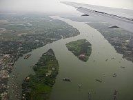 Přílet do Vietnamu