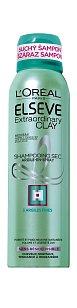 Suchý šampon Elseve Extraordinary Clay, L'Oréal Paris, cena 149, 90 Kč.