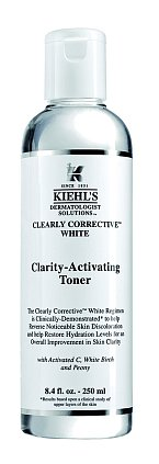Toner Clearly Corrective Clarity-Activating Toner, Kiehl's, 250 ml 1080 Kč