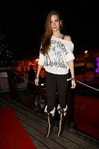 Známá modelka Špindlerův Mlýn miluje a jezdí sem velice často.