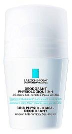 Kuličkový deodorant a antiperstpirant 48Hr Soothing Anti-perspirant pro citlivou a depilovanou pokožku, Vichy, 50 ml 299 Kč.