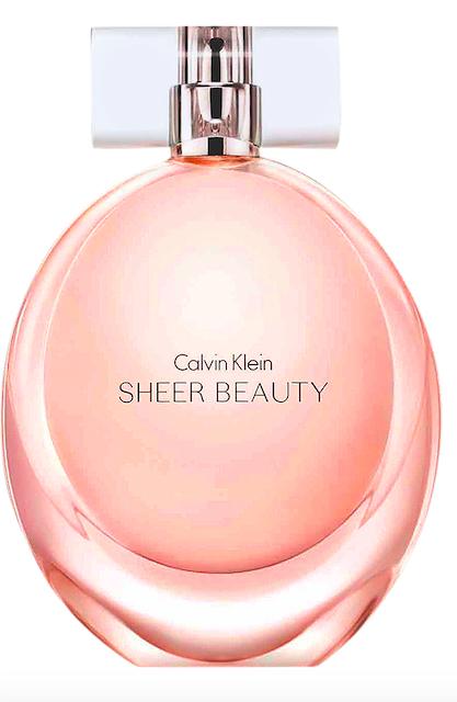 Už několik let jsem věrná svěží ovocno- květinové vůni Sheer Beauty. Calvin Klein, 50ml 648 Kč