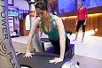 Na cvičení si Tereza najde čas nejméně dvakrát týdně