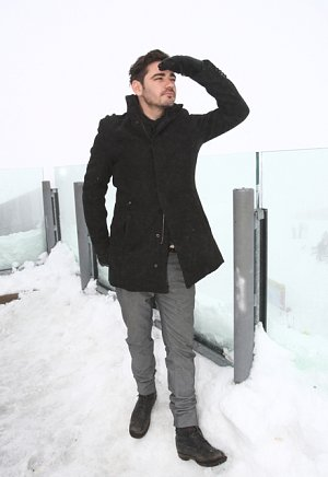 Vojta Kotek se po letech vrátí na hory, kde bude natáčet nový film Padesátka.