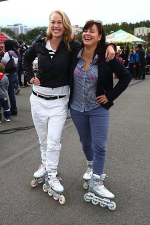 Aneta Krejčíková a Patrície Solaříková IMG_1283