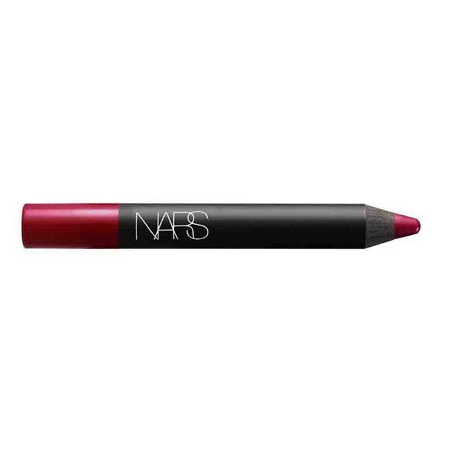 Rtěnka v tužce Velvet Matte Lip Pencil, Nars, cena 750 Kč, Sephora.