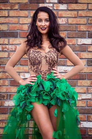 Ani zelené šaty nebyly k zahození, naopak!