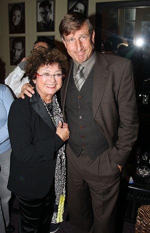 Jana Boušková s Václavem Vydrou