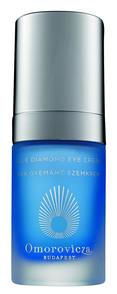 Blue Diamond Eye Cream jednoduše obnovuje vitalitu, která je typická pro mladou pleť. Tento luxusní krém redukuje tmavé kruhy, otoky, vrásky a zpevňuje povadlá víčka. (Omorovicza, Ingredients, 6750 Kč)