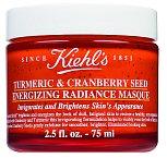 Exfoliační maska Turmeric & Cranberry Seed Energizing Radiance Masque rozjasňuje a povzbuzuje mdlou a unavenou pleť, Kiehl's, 75 ml 940 Kč