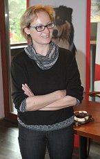 Zuzana Slavíková před lety přesídlila s rodinou z Brna do Prahy.