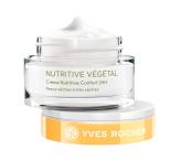 Vyživující krém NUTRITIVE VÉGÉTAL 24h, Yves Rocher, 50 ml 339 Kč.