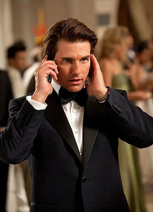 Tom Cruise (Mission Imposible 4)