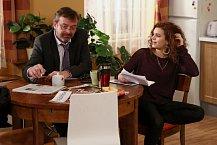 Markéta Frösslová s Alexejem Pyškem