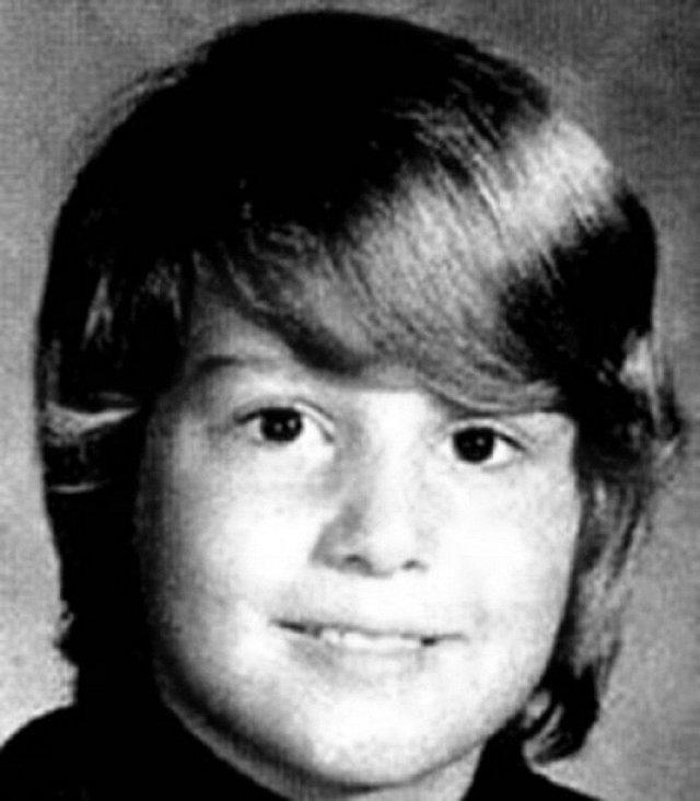 Johny Depp jako malý kluk. Před s sebou má hvězdnou hereckou kariéru.