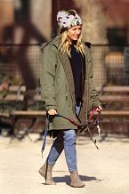 Herečka Sienna Miller.