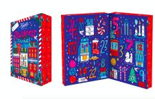 Adventní kalendář Kiehl ́s, cena 1999 Kč.