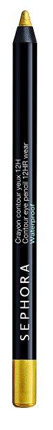 Konturovací dlouhodržící voděodolná tužka na oči Contour Eye Pencil 12HR Wear Waterproof, Sephora, 210 Kč