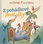 Na dětské čtenáře čeká knížka Zpohádkové postýlky od legendárního tandemu Jiří Žáček – Adolf Born.