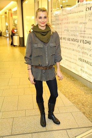 Ivana Jirešová vypadá skvěle. Jistě na tom má zásluhu i pravidelné cvičení a zdravá strava.