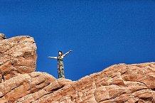 Zpěvačka má ráda adrenalin a focení na ne zcela bezpečných místech