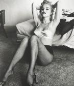 Modelka před lety nafotila kampaň pro značk Guess.