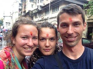 Petr Florián: Jak jsem byl jsem s divadlem v Indii