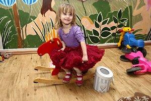Olivie Coco slavila svoje třetí narozeniny ve velkém stylu.