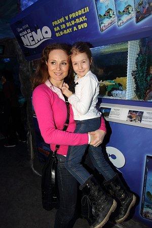 Odpoledne plné zábavy s Hledá se Nemo VIP a jejich dětmi