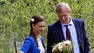 Můžeme vám prozradit, že tihle dva se vlastní svatby v seriálu nikdy nedočkají...