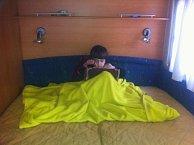 Pohodlíčko ve vlastním karavanu