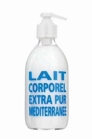 1. Tělové mléko Compagnie de Provence se svěží vůní moře. 300 ml, 388 Kč, www.comapgniedeprovence.cz