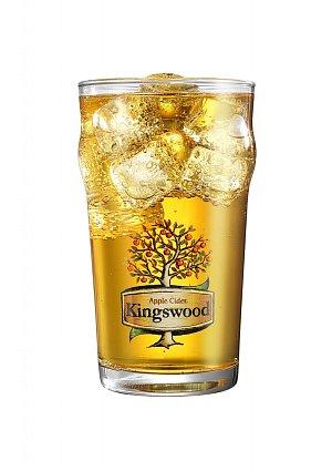 Cider Kingswood_sklenice