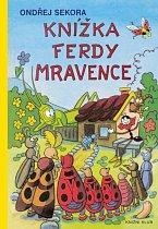 Děti se mohou těšit na souborné vydání tří slavných knih omravenčím šikulovi. Ondřej Sekora a jeho Knížka Ferdy Mravence