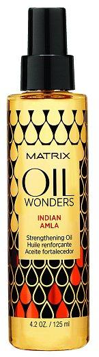 Oil Wonders Indian Amla olej pro posílení vlasů, Matrix, 125 ml 305 Kč