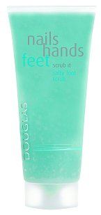 Peeling se solí Scrub It, Douglas nails hands feet, 150 ml 405 Kč