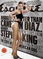 Cameron na obálce srpnového čísla Esquire