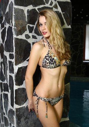 Česká Miss 2014 Gabriela Franková se ukázala v celé své kráse.