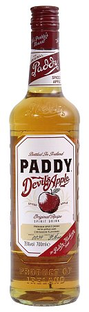 Irská whiskey Paddy Devil´s Apple