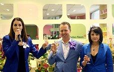Slavnostní otevření nové pobočky Belles Fleurs